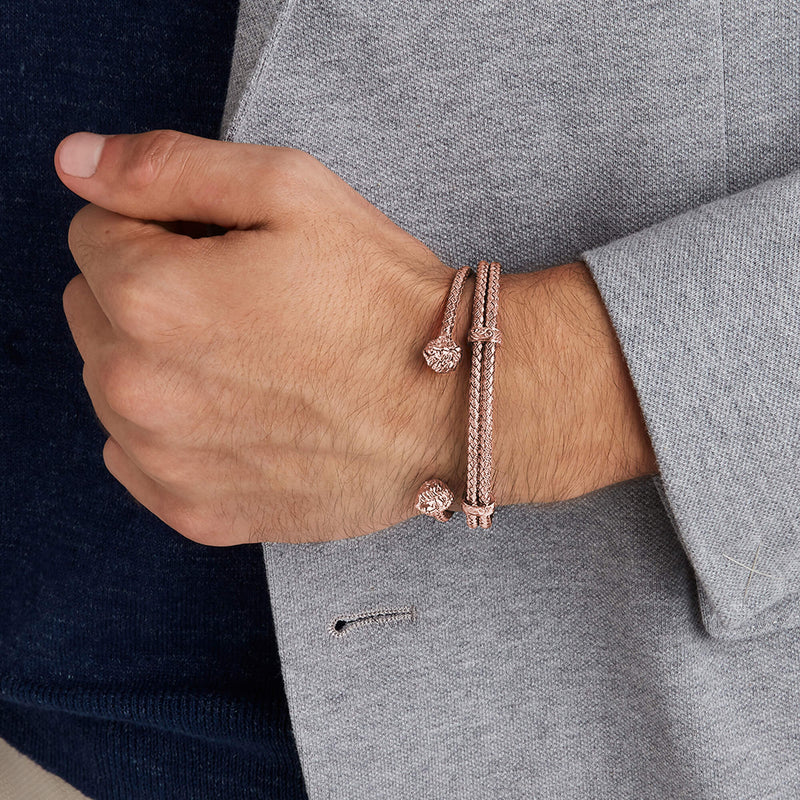 Classic Bangle & Leo Cuff Bundle