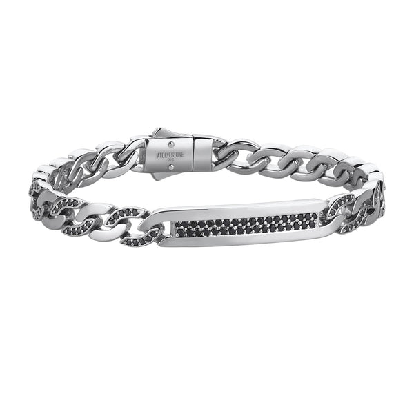 Paved Chain Bracelet