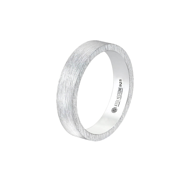 Mens Coyote Buttes - Solid Silver