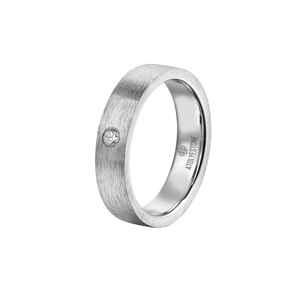 Diamond Coyote Buttes Ring - Silver - 5mm
