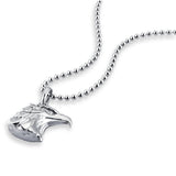 Silver Eagle Necklace