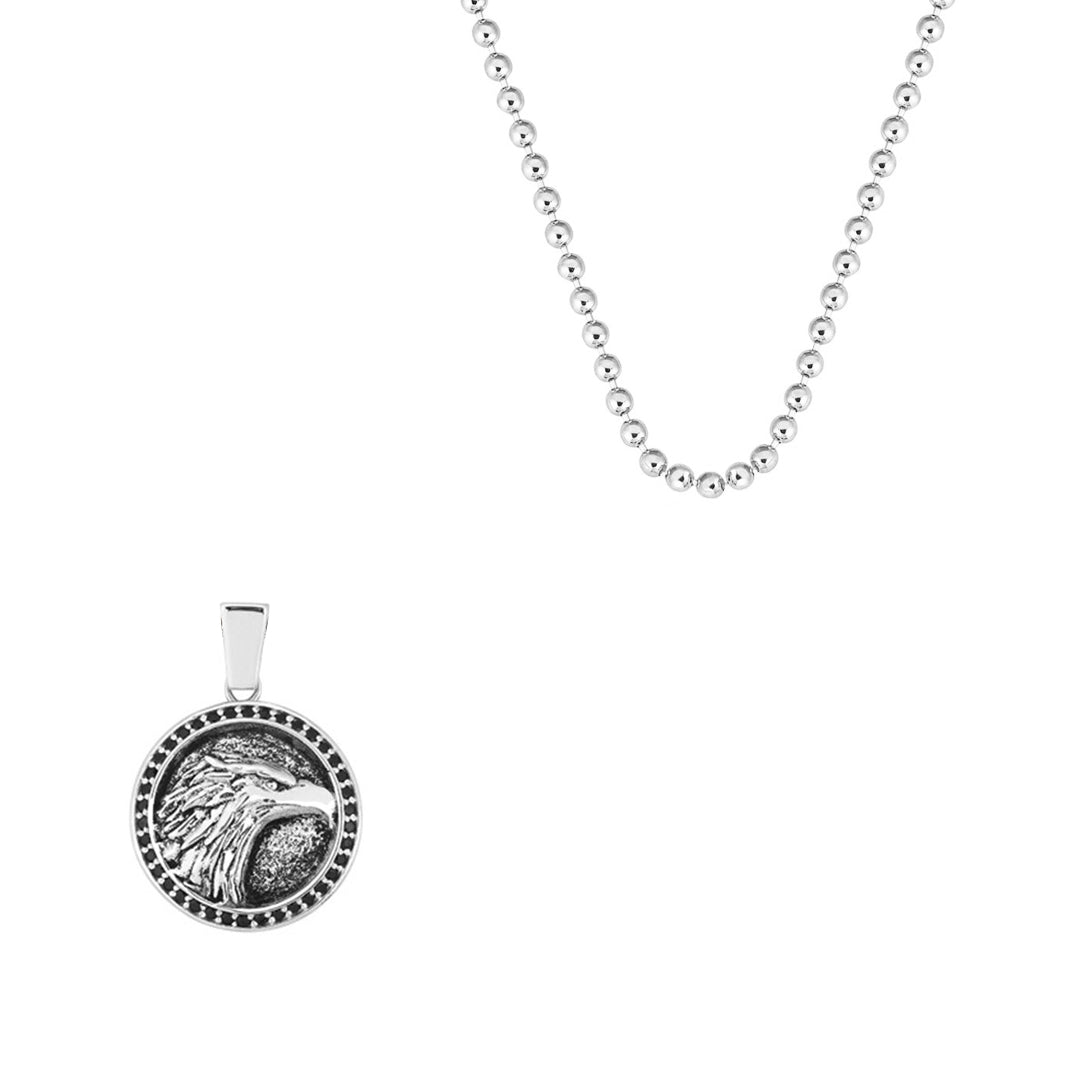 Eagle Necklace With Chain
