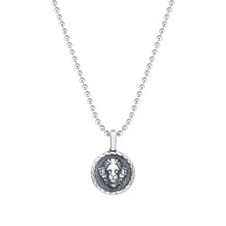 Imprerial Leo Necklace - Solid Silver