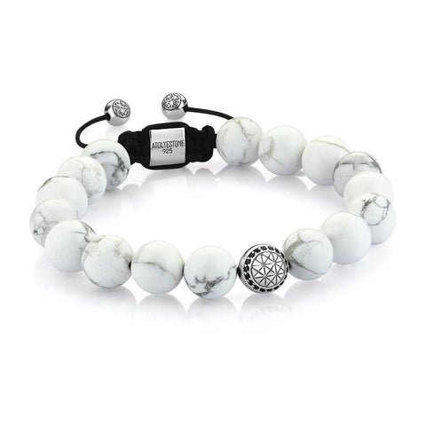 MULTISTONE APEX BEADED BRACELET