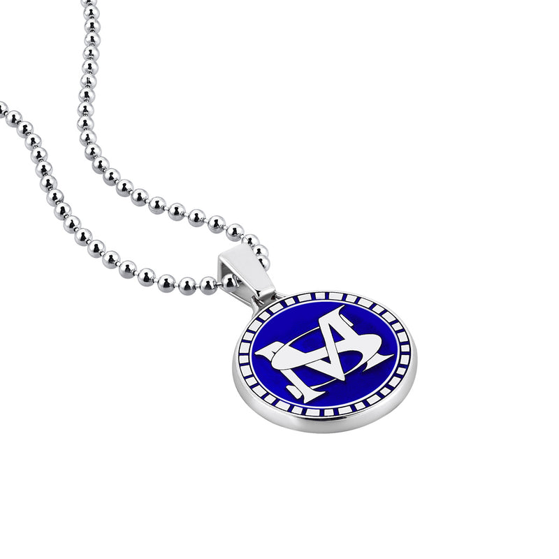 Personalised Pendant in Silver
