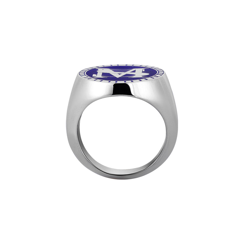 Premium Statement Ring in Sterling Silver