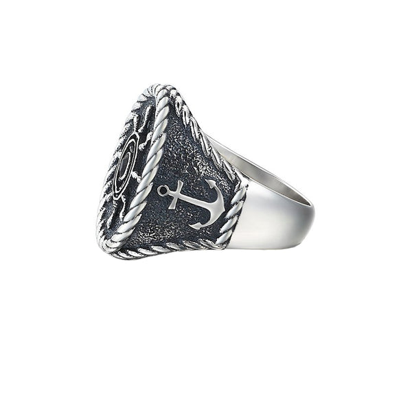 Rudder Ring - Silver