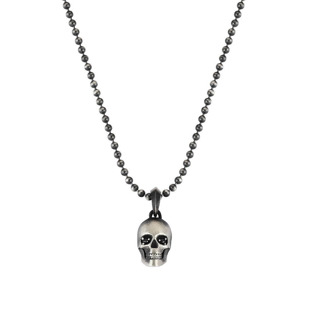 Skull Pendant Necklace MORE COLOURS AVAILABLE