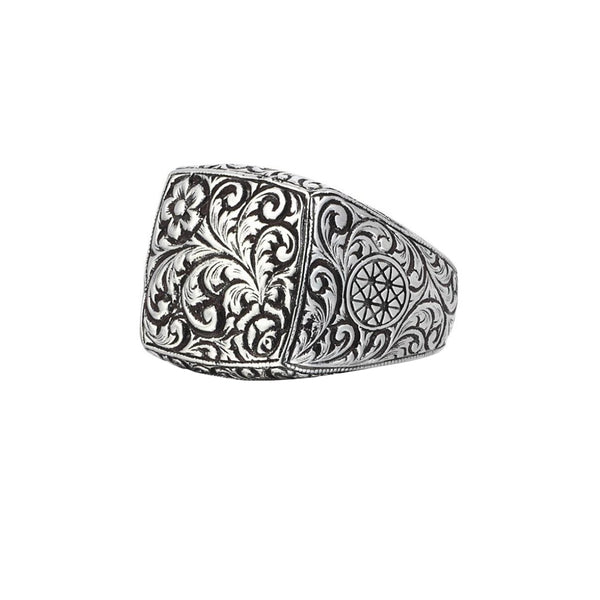 Classic Ring - Silver