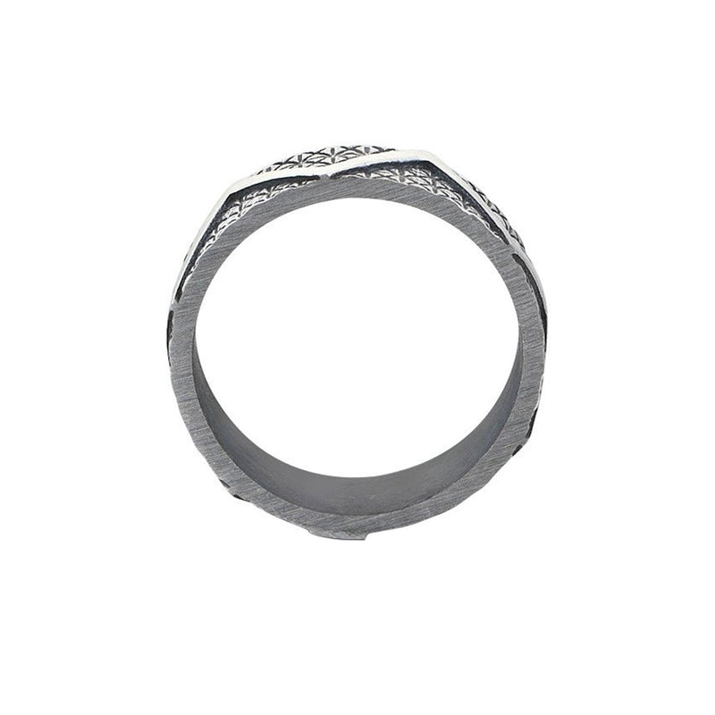 Jagged Ring for Men
