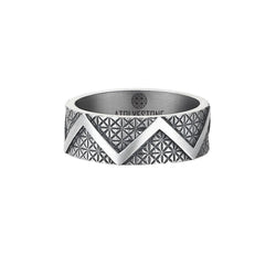 Jagged Ring - Silver