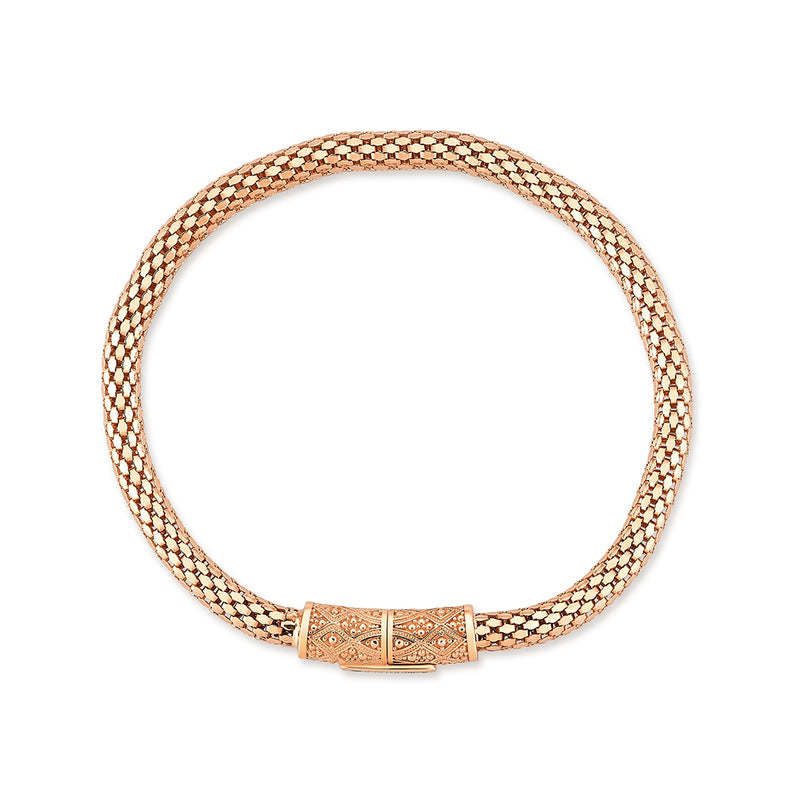 Streamline Chain Bracelet in Gold