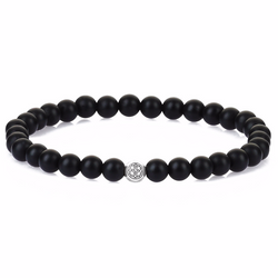 Women's Atolyestone Essentials - Solid Silver - Agate