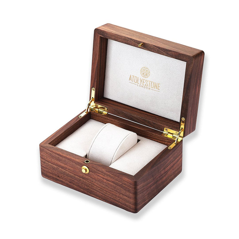 Majestic Atolyestone Jewellery Box