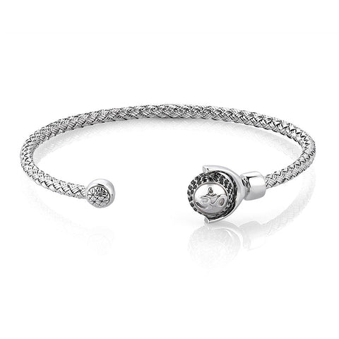 Classic Bangle - Solid Silver