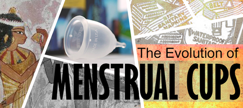 evolution of menstrual cup
