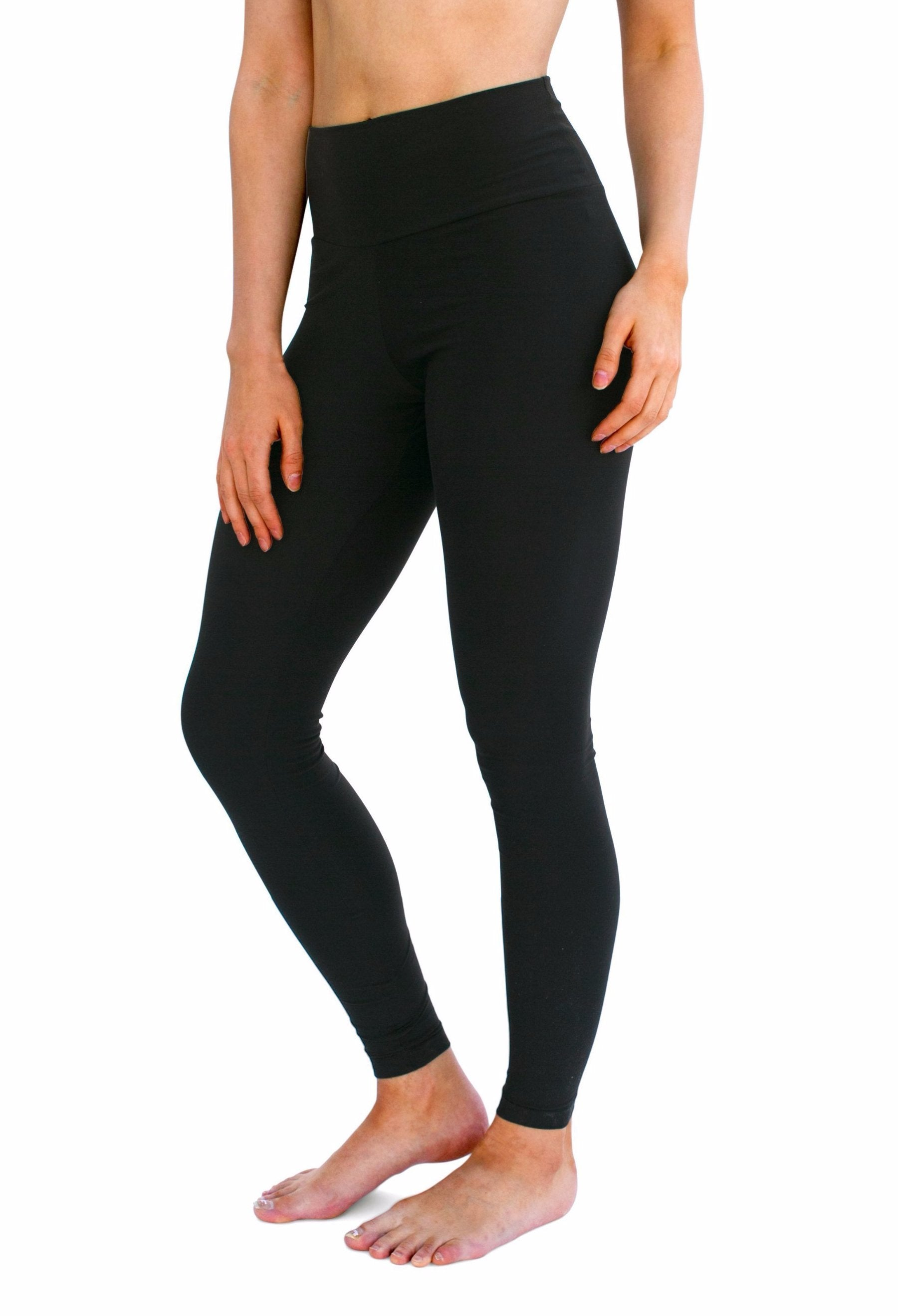 Zions Den Apparel  Lifestyle XS / Black Georgia Lifestyle Legging