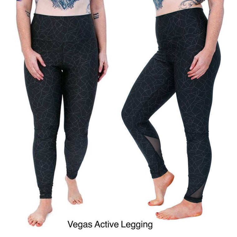 Zions Den Apparel  Vegas Active Leggings