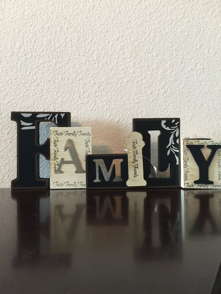 Candle Holder - Family T-Light Candle Holder