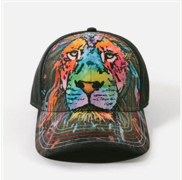 Dean Russo Headwear - Mane Lion Hat By Dean Russo