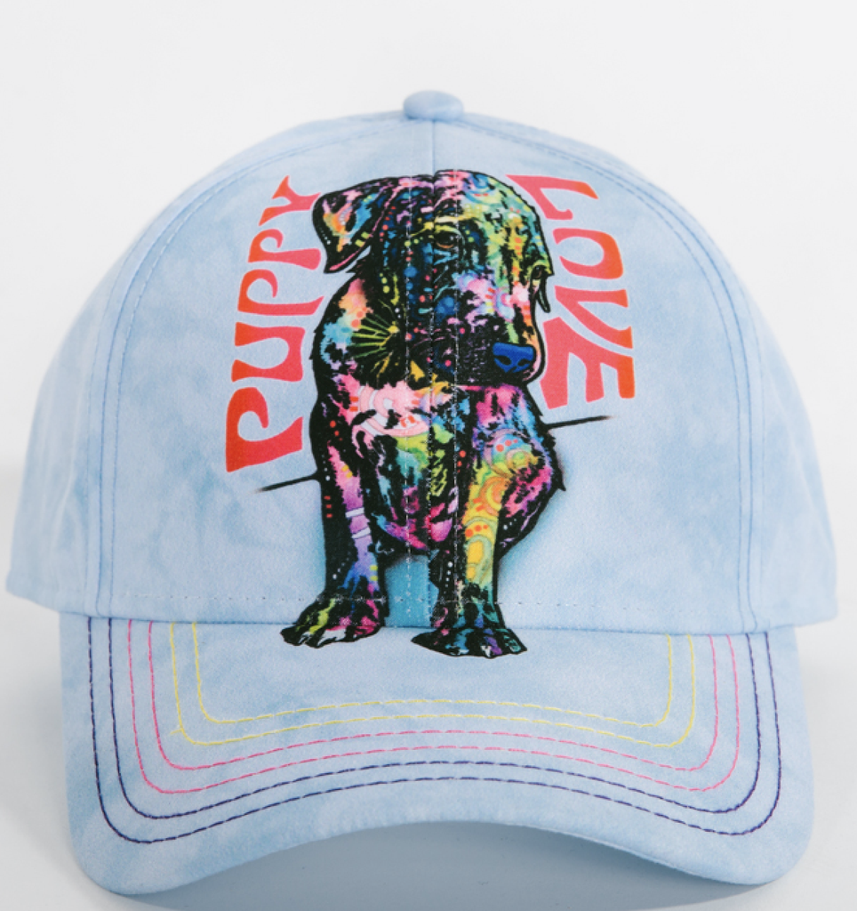 Dean Russo Headwear - Puppy Love Hat By Dean Russo