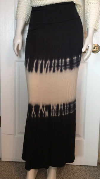 Skirts - Tie Dye Maxi Skirts By: Lapis