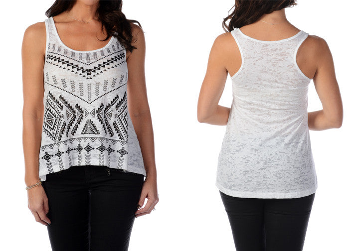Loose Fit Womens Tank Top -A Mom's Attic