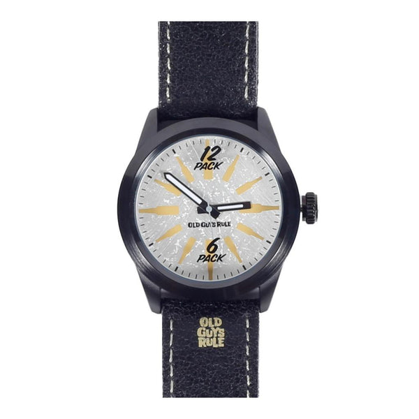 Old Guys Rule Limited Edition Watch-a mom's Attic