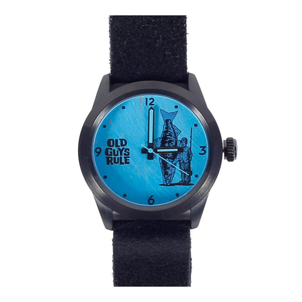 """Big One"" Old Guys Rule Limited Edition Watch-A mom's Attic"