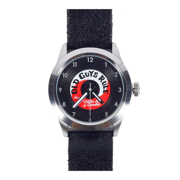 """Oldie But A Goodie"" Old Guys Rule Limited Edition Watch-A mom's Attic"