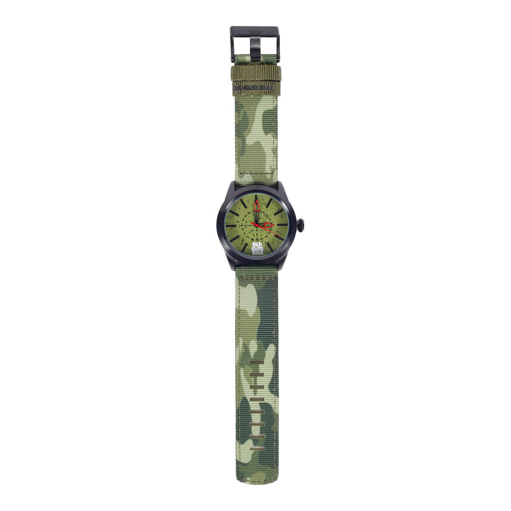 "Watches - ""Patriot"" Old Guys Rule Limited Edition Watch"