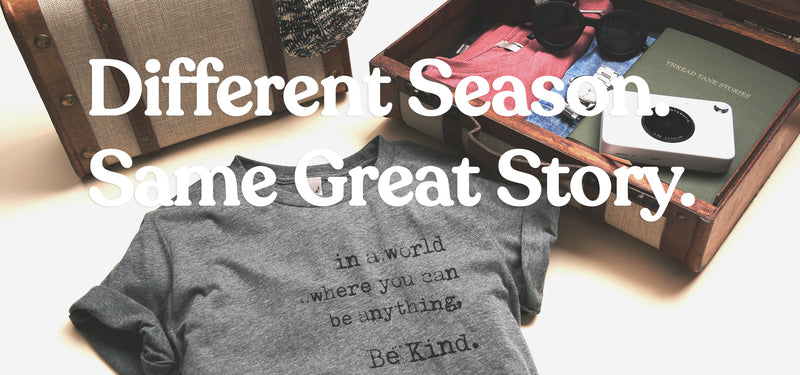 Official Thread Tank - Different Season. Same Great Story.