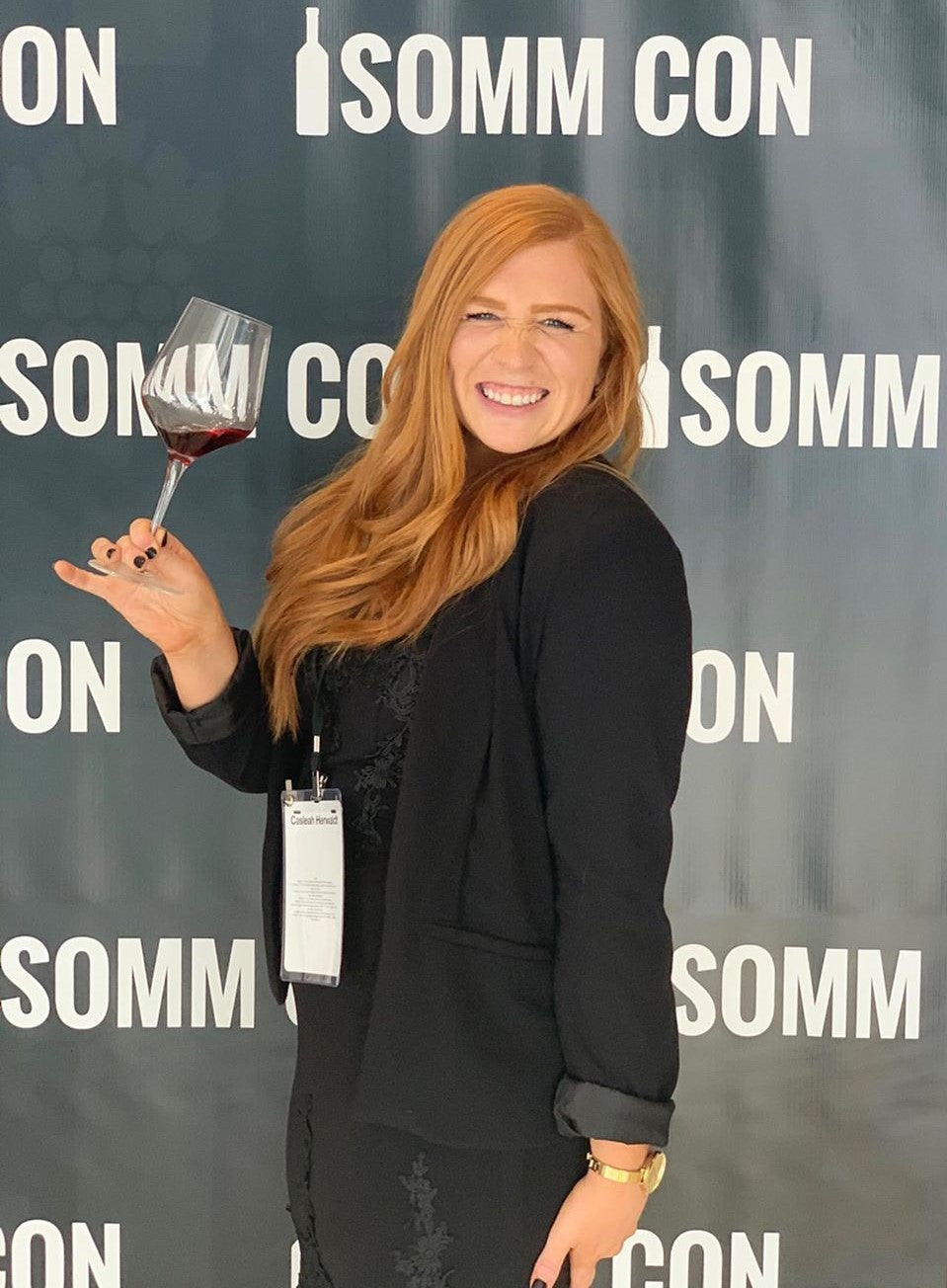 Casleah at Somm Con