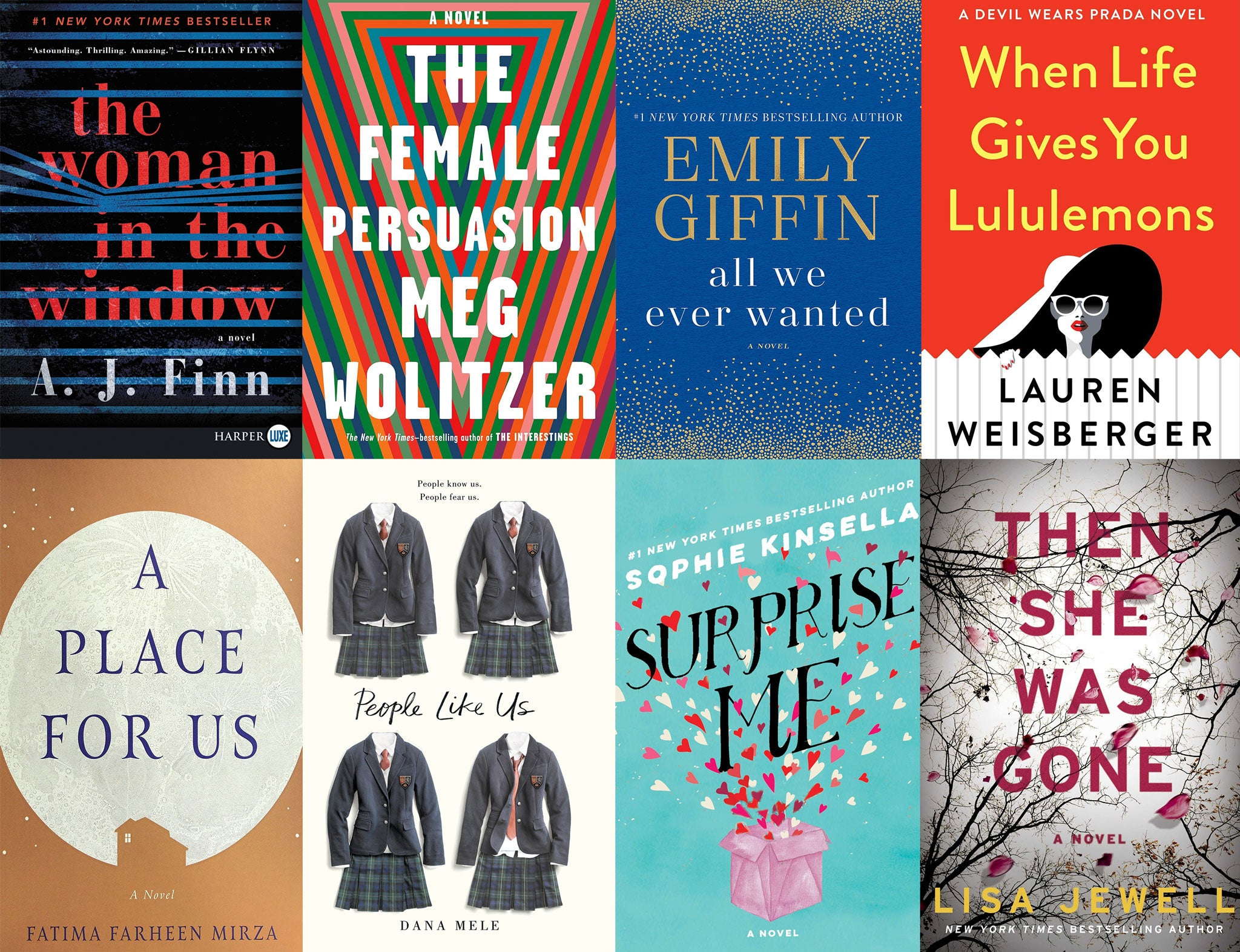 Binge-Worthy Summer Book Recommendations
