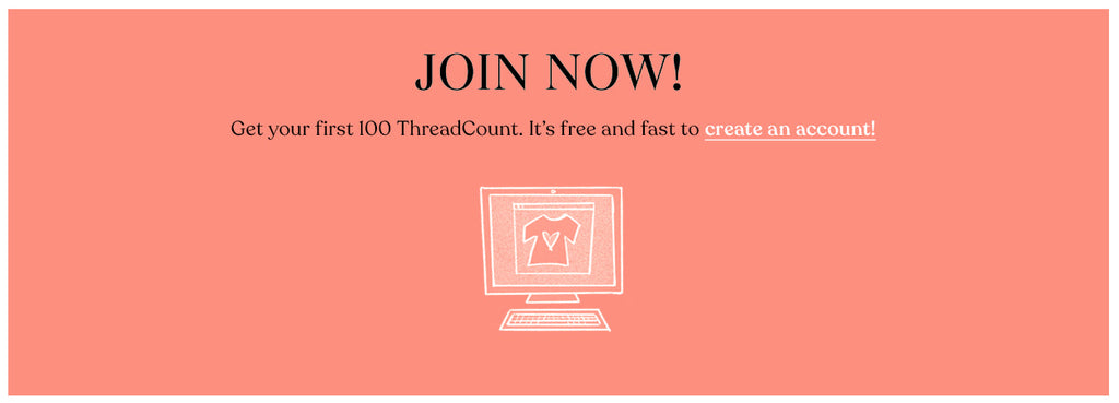 thread rewards join now - create an account