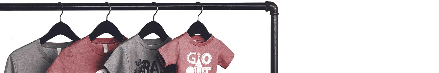 new releases graphic tees for the whole family