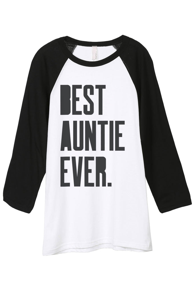 Best Auntie Ever - Thread Tank | Stories You Can Wear | T-Shirts, Tank Tops and Sweatshirts