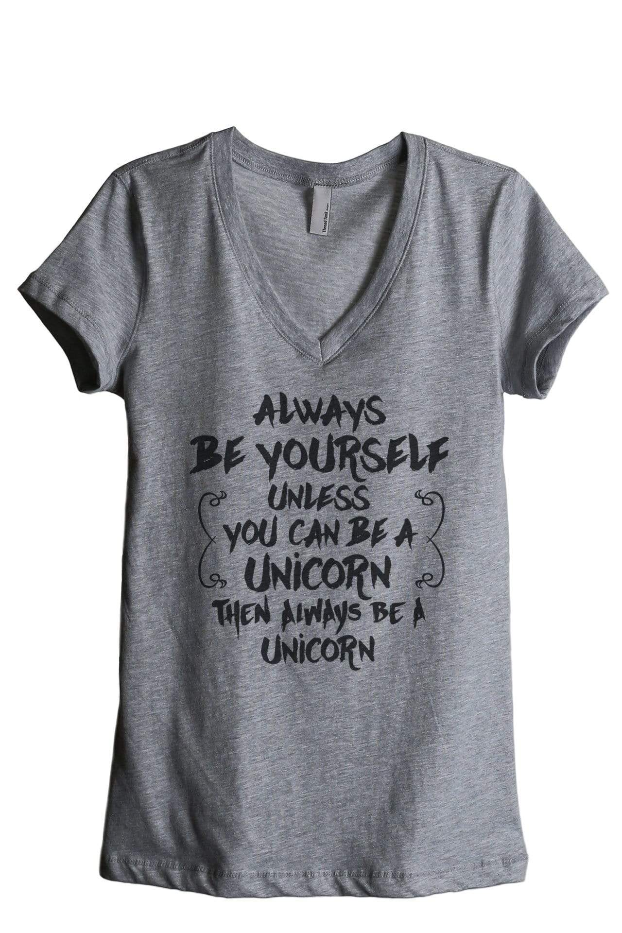 Always Be Yourself Unicorn - Thread Tank | Stories You Can Wear | T-Shirts, Tank Tops and Sweatshirts