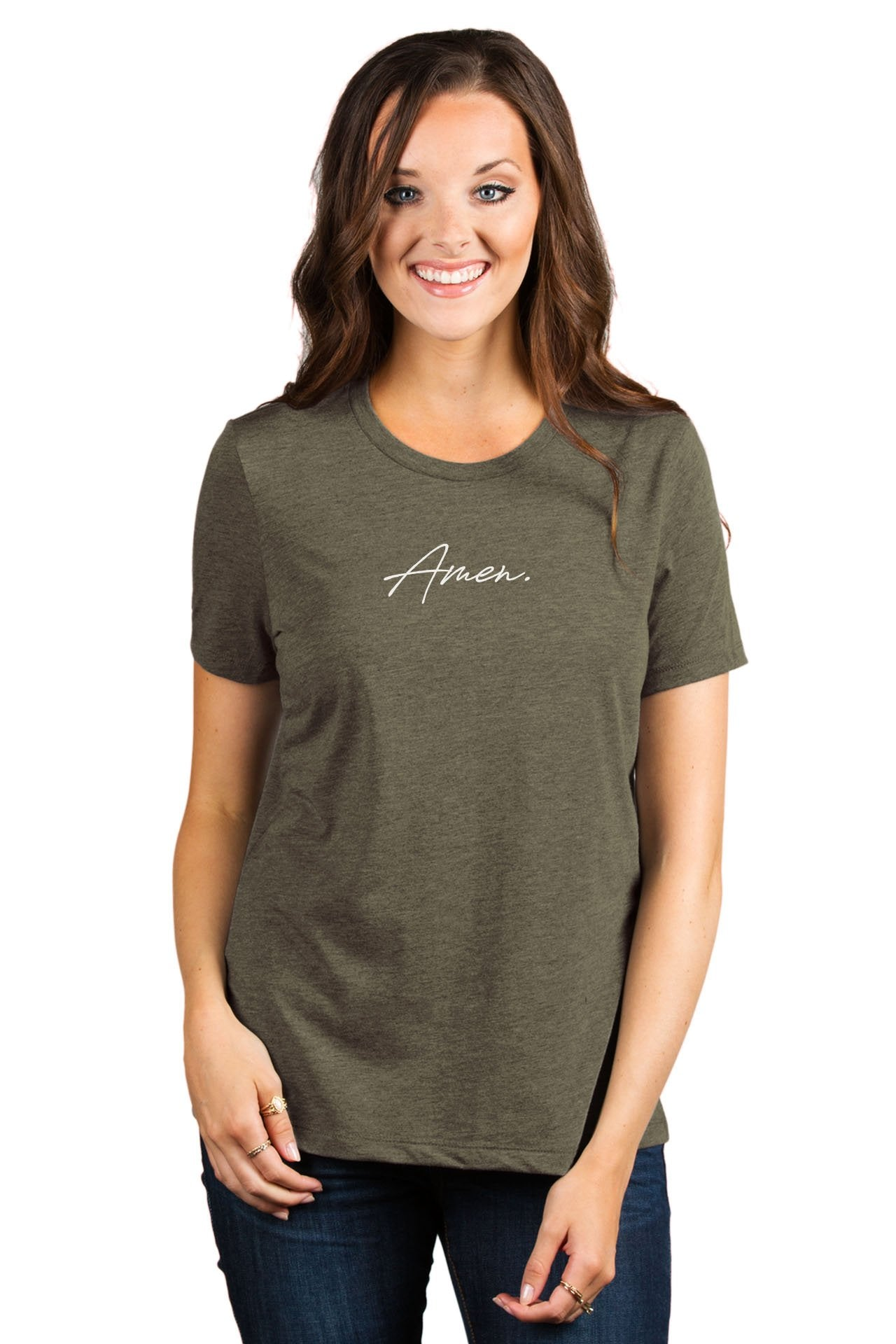 Amen - Thread Tank | Stories You Can Wear | T-Shirts, Tank Tops and Sweatshirts