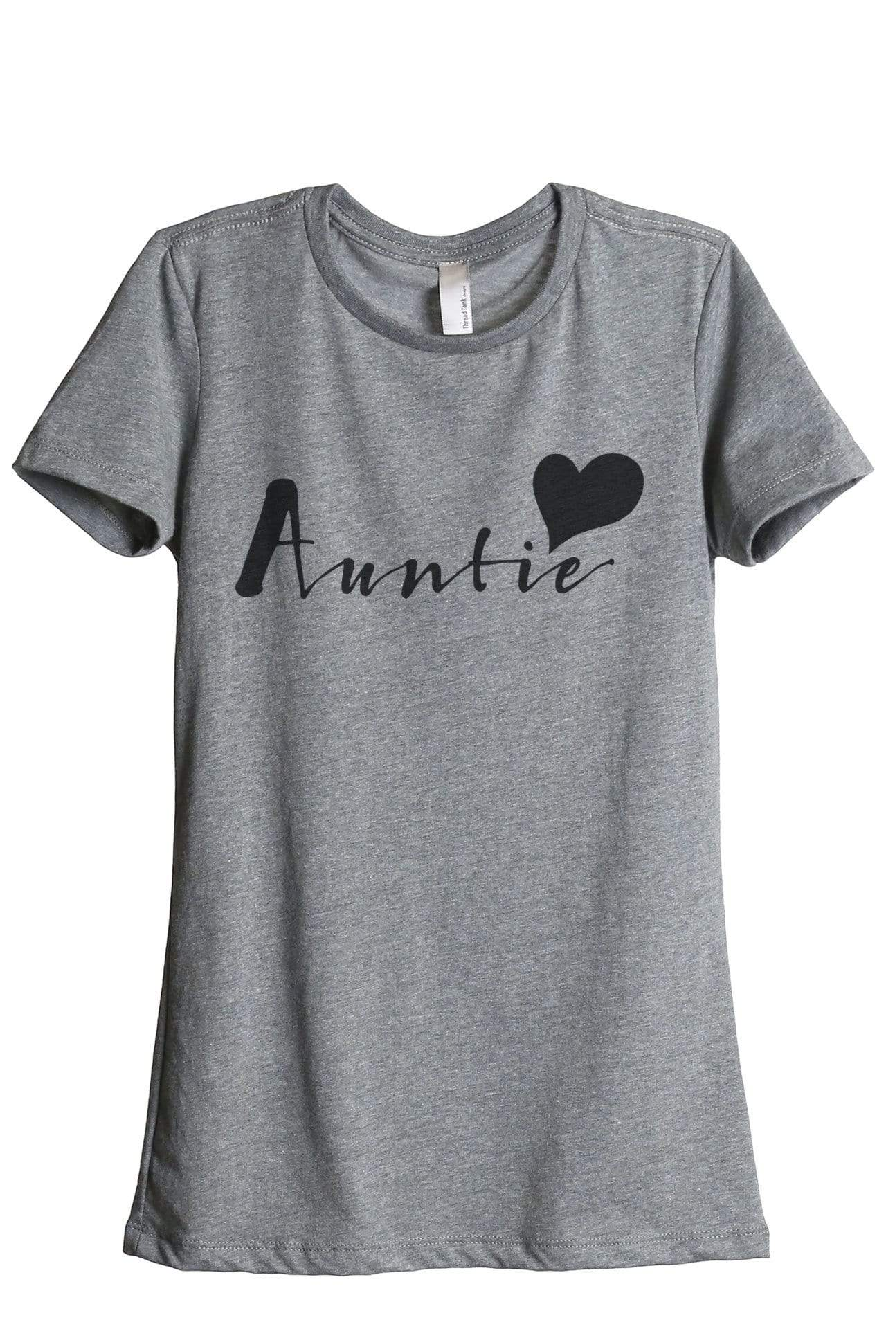 Auntie Heart - Thread Tank | Stories You Can Wear | T-Shirts, Tank Tops and Sweatshirts