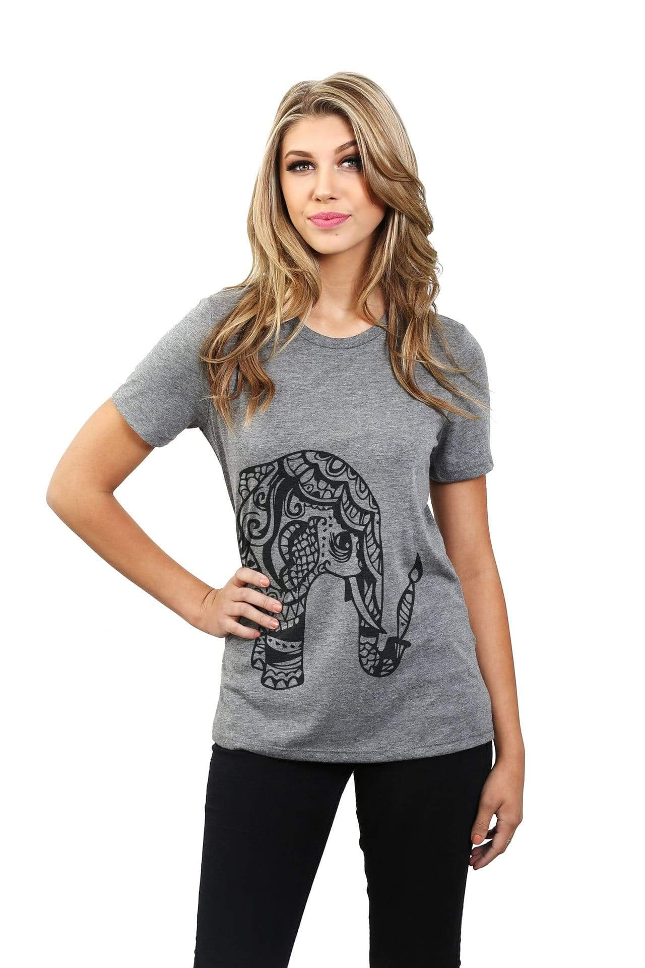 Artisan Elephant - Thread Tank | Stories You Can Wear | T-Shirts, Tank Tops and Sweatshirts