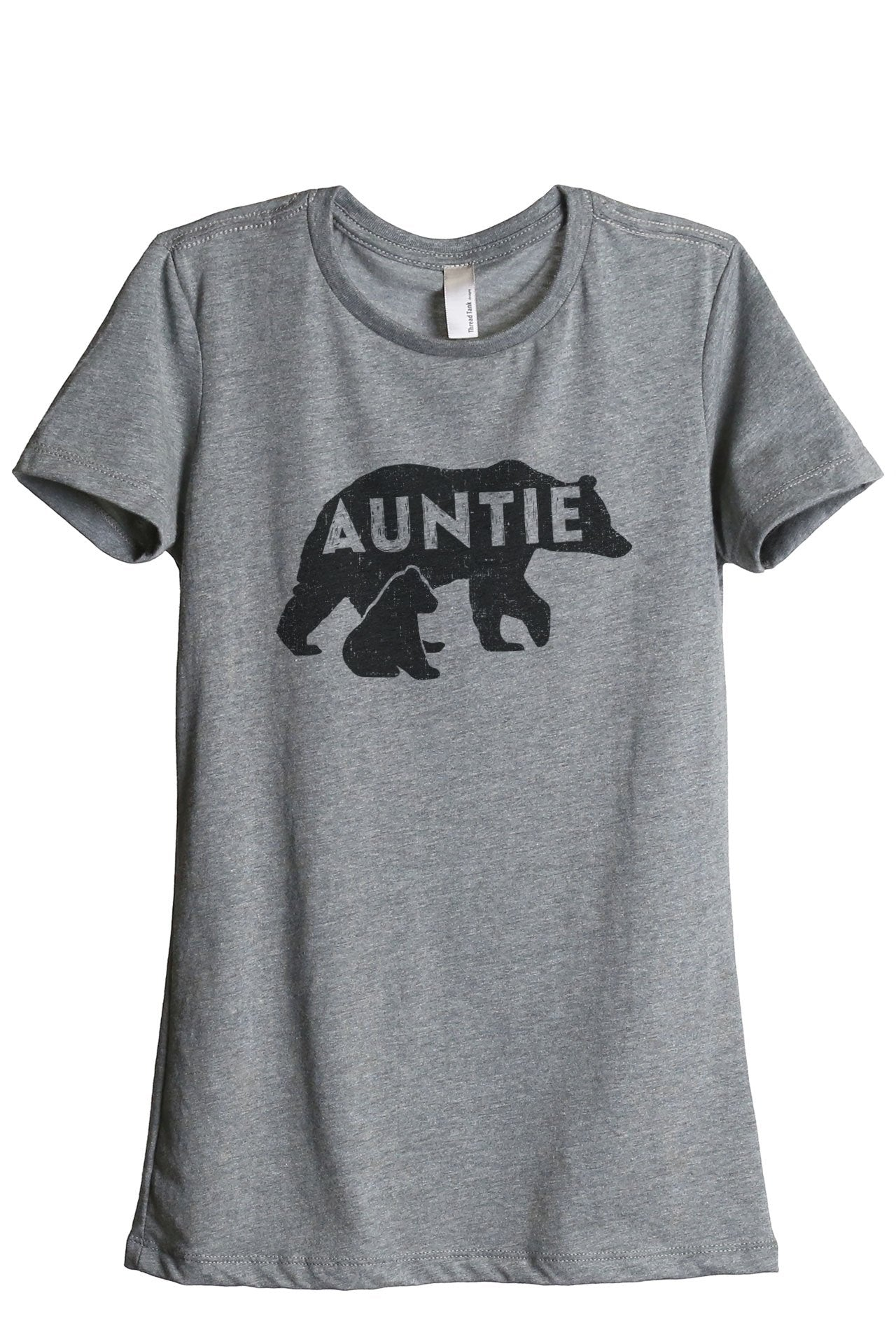 Auntie Bear - Thread Tank | Stories You Can Wear | T-Shirts, Tank Tops and Sweatshirts