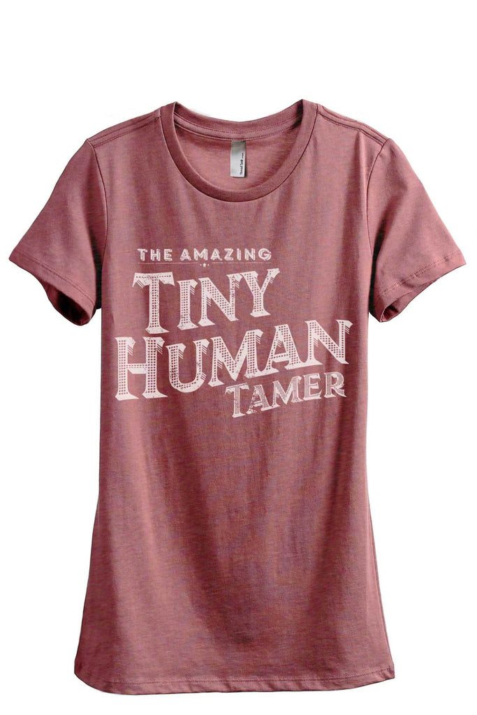 Amazing Tiny Human Tamer - Thread Tank | Stories You Can Wear | T-Shirts, Tank Tops and Sweatshirts