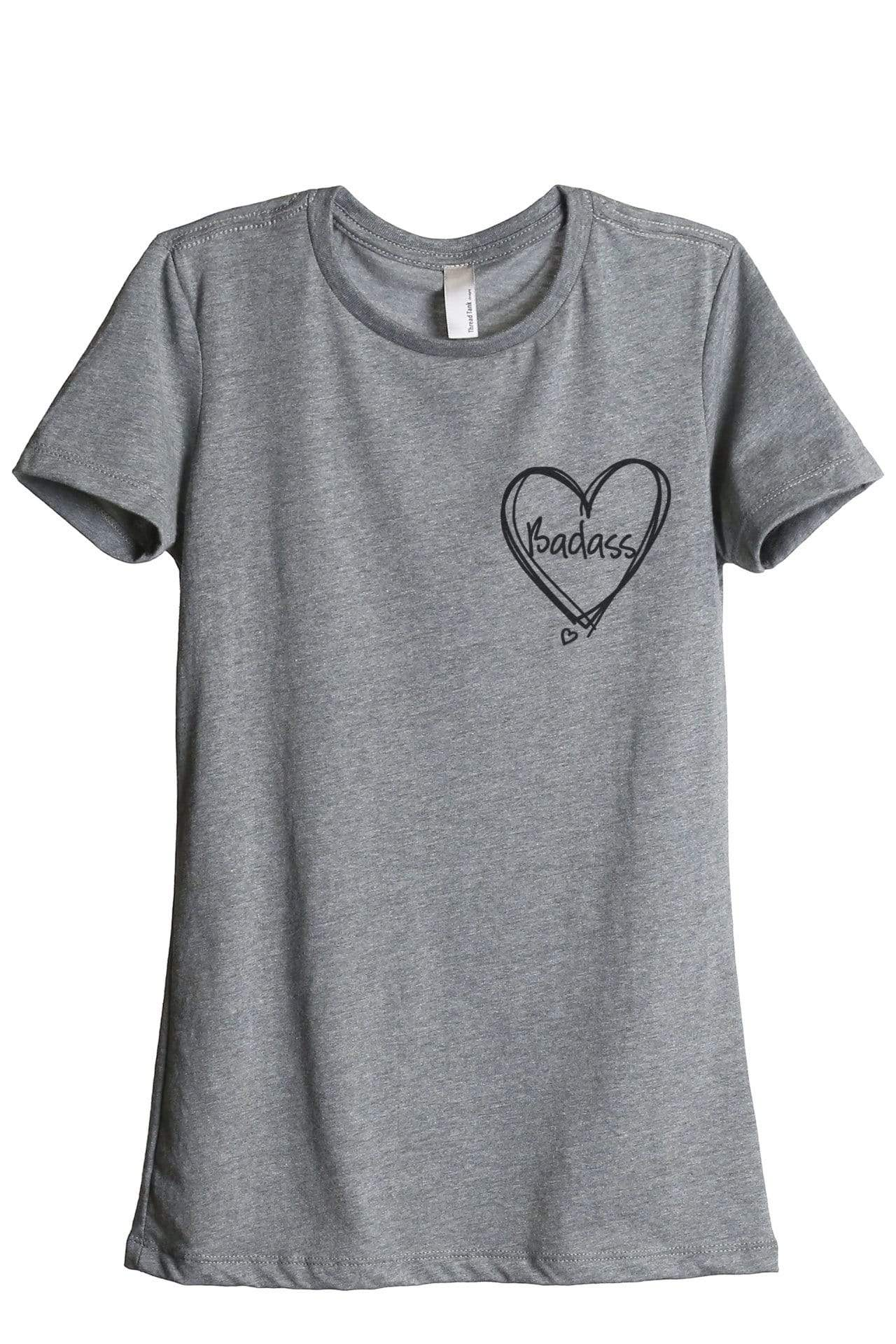 Badass Heart - Thread Tank | Stories You Can Wear | T-Shirts, Tank Tops and Sweatshirts