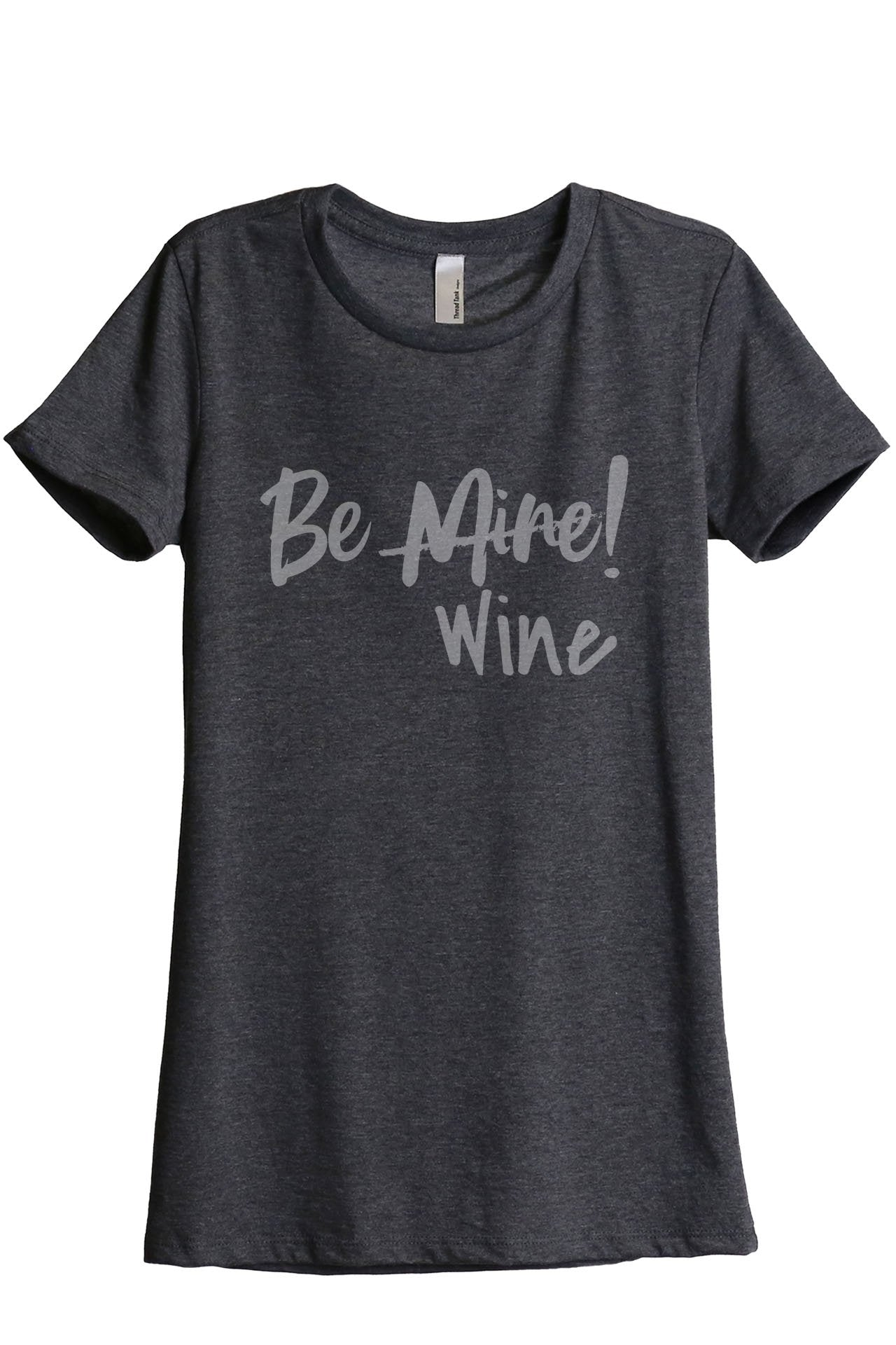 Be Mine Wine - Thread Tank | Stories You Can Wear | T-Shirts, Tank Tops and Sweatshirts