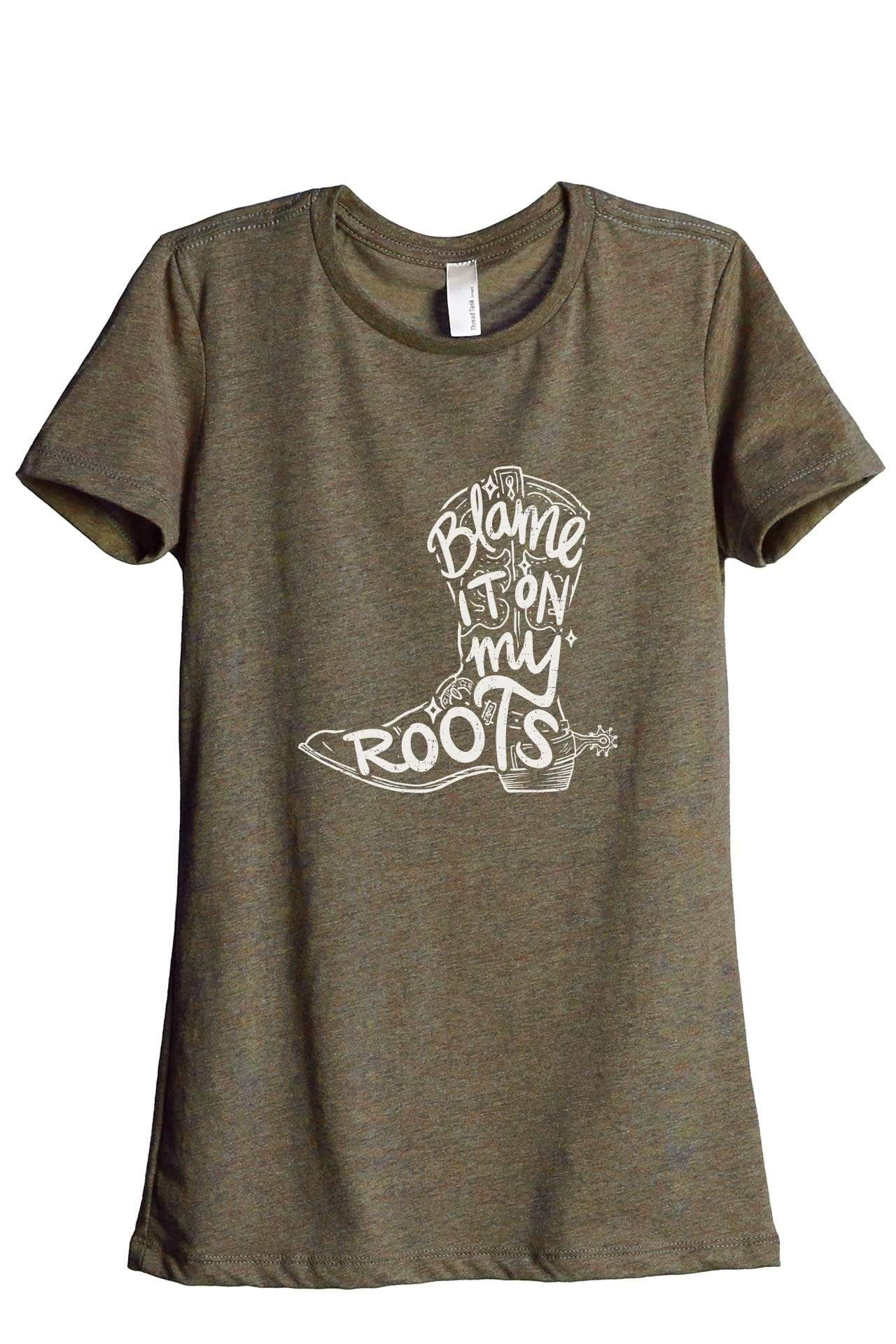 Blame It On My Roots - Thread Tank | Stories You Can Wear | T-Shirts, Tank Tops and Sweatshirts