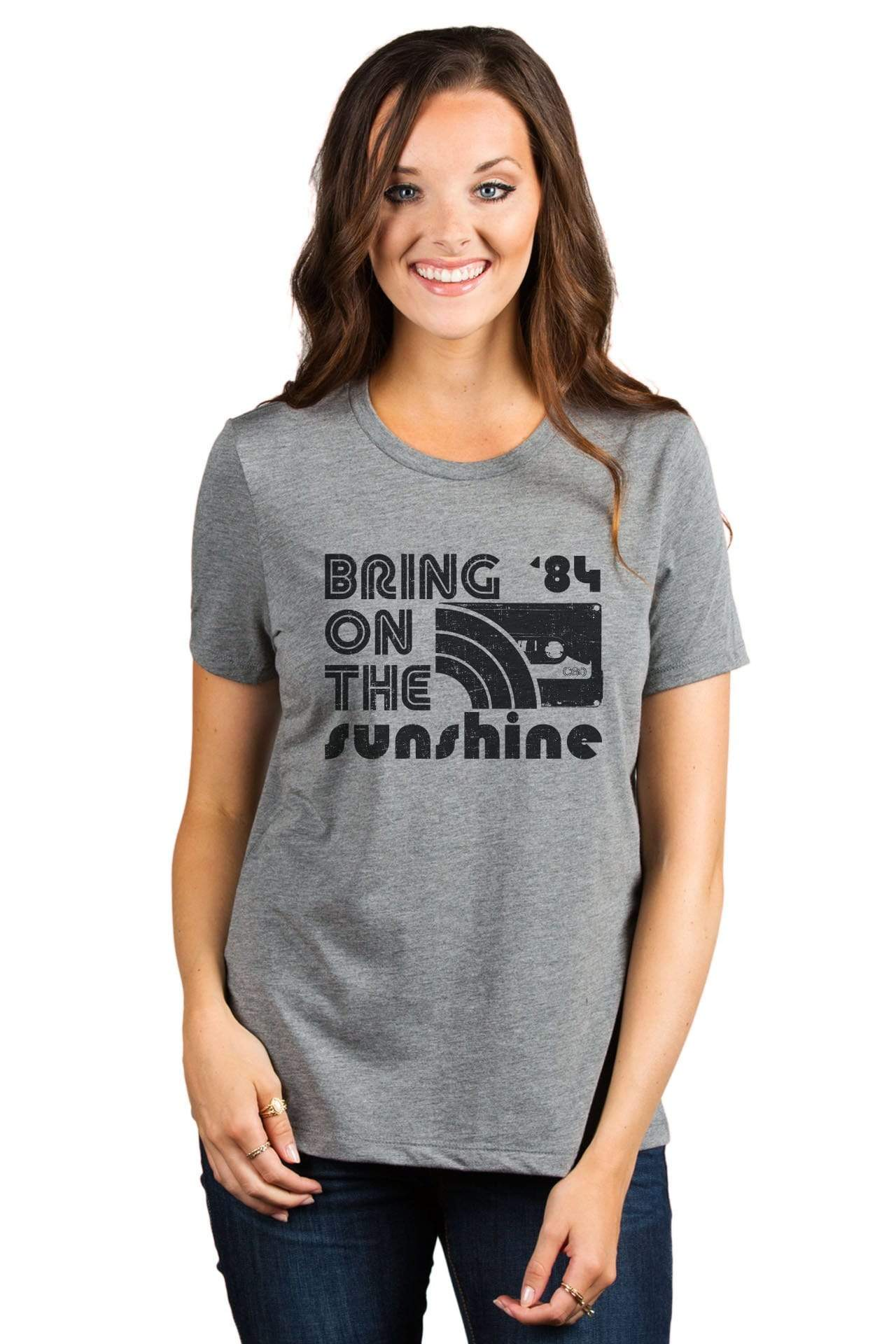 Bring On The Sunshine - Thread Tank | Stories You Can Wear | T-Shirts, Tank Tops and Sweatshirts