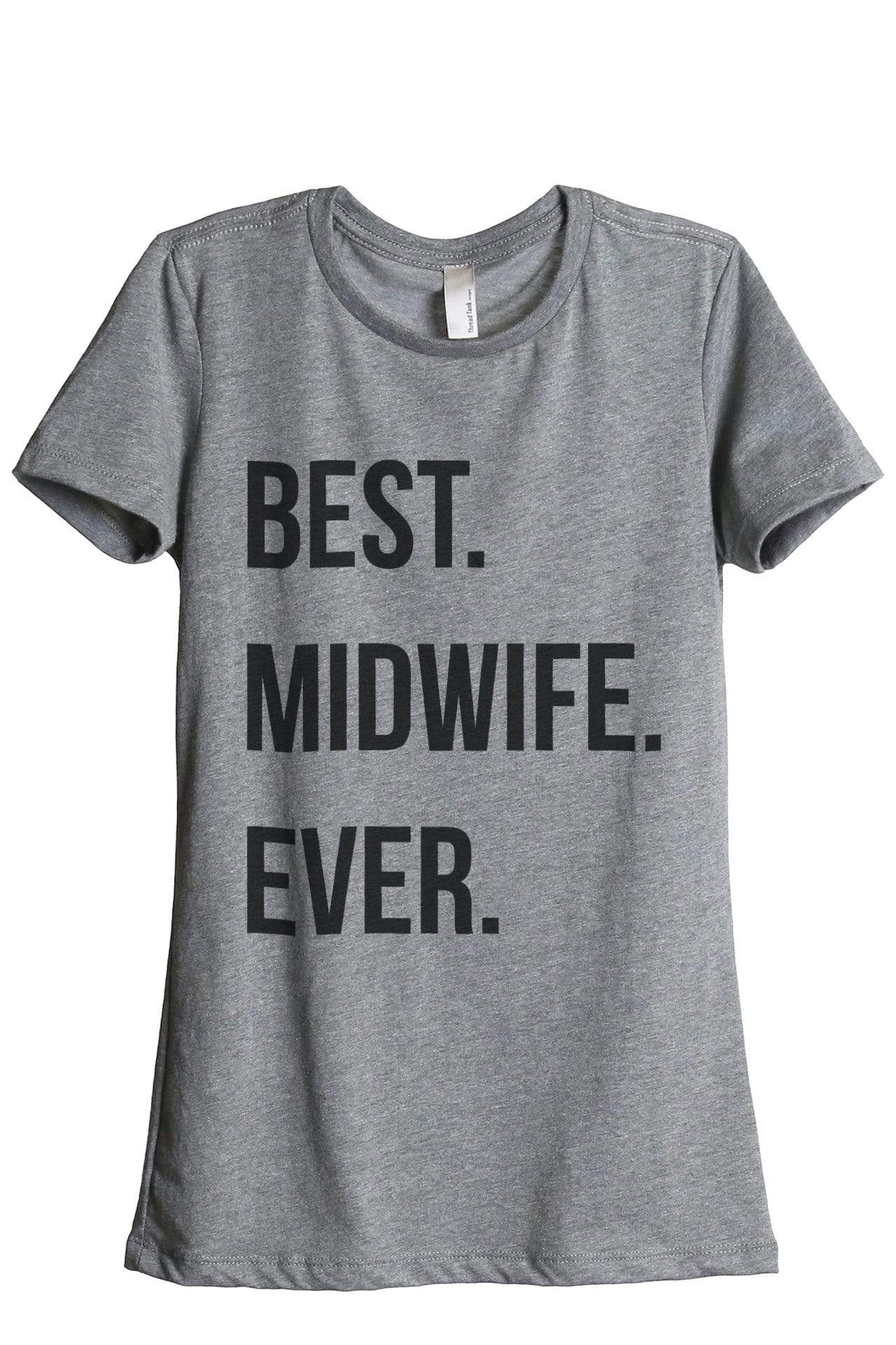 Best Midwife Ever - Thread Tank | Stories You Can Wear | T-Shirts, Tank Tops and Sweatshirts