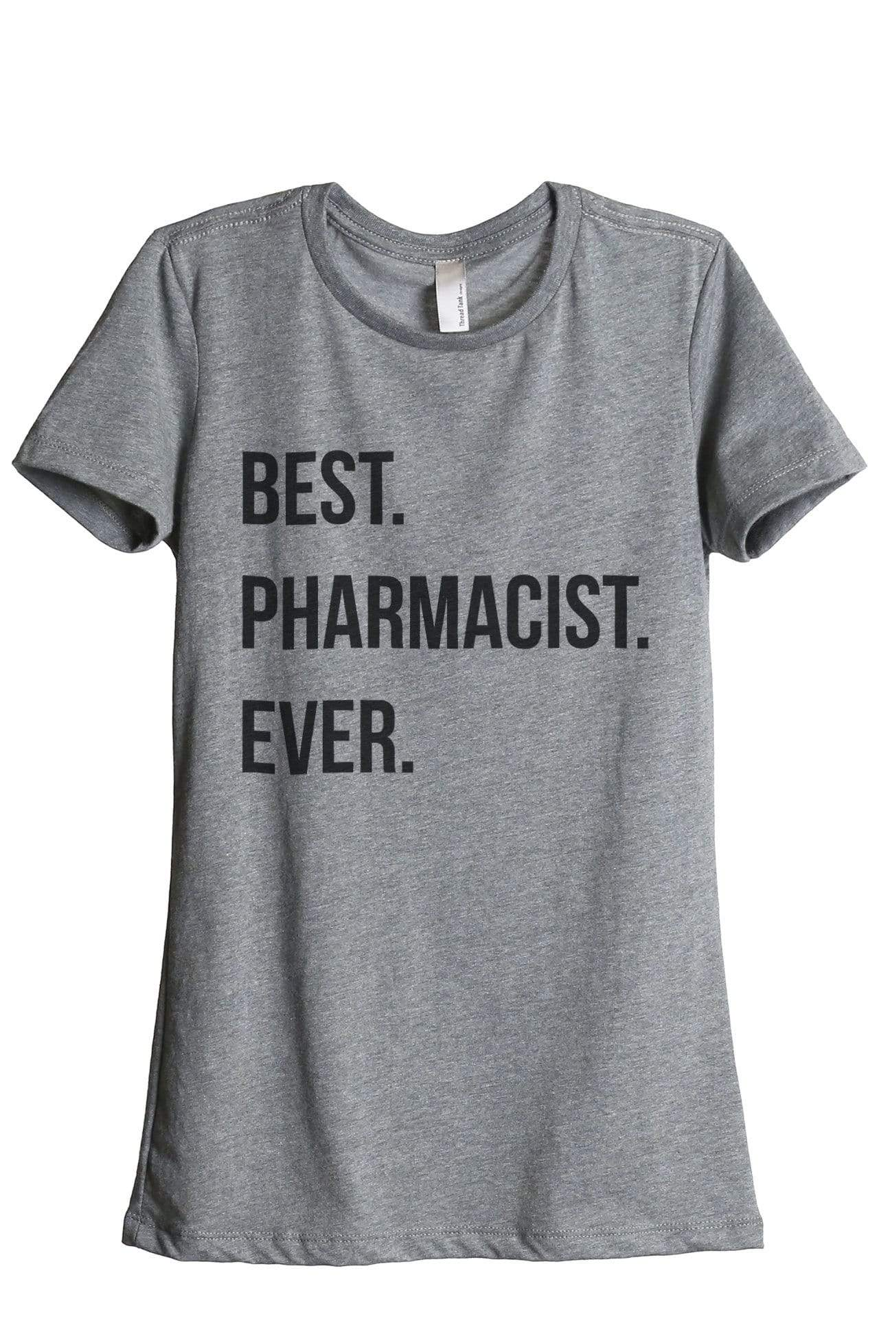 Best Pharmacist Ever - Thread Tank | Stories You Can Wear | T-Shirts, Tank Tops and Sweatshirts