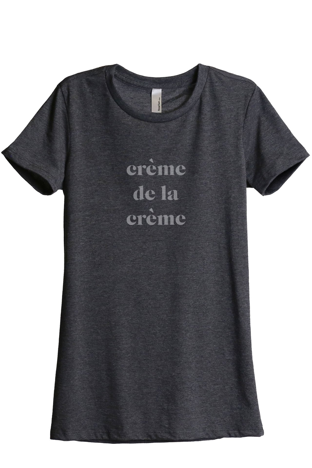 Creme De La Creme - Thread Tank | Stories You Can Wear | T-Shirts, Tank Tops and Sweatshirts
